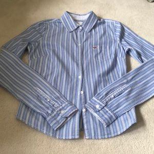 Hollister oxford shirt!